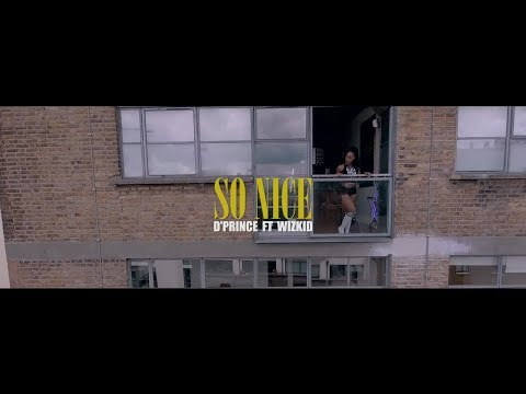 REACTION!!! D'Prince ft. Wizkid - So Nice ( Official Dance Video )