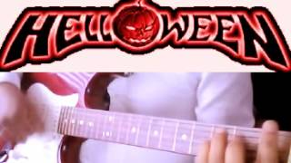 ♪♫ HELLOWEEN - WINDMILL (Easy Guitar Cover) - Happy Halloween 2013!