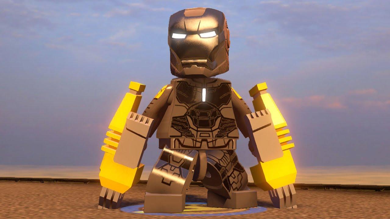 iron man free roam