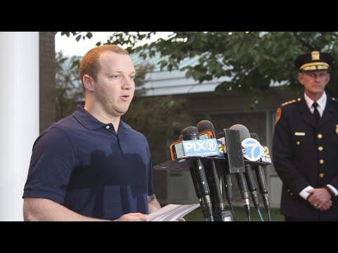 Officer Who Shot Manhattan Attacker: I Was Just Doing My Job