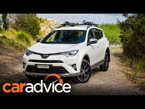 2017 Toyota RAV 4 long-term review | CarAdvice