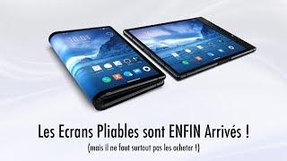 Pourquoi il ne faut pas Acheter le Premier Smartphone à Ecran Pliable !?! (Royole FlexPai)