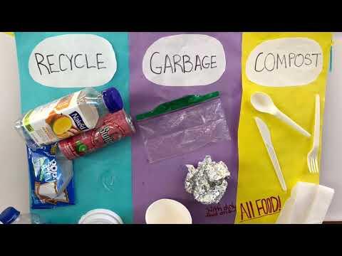 Islander Middle School Video on Sustainability
