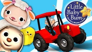 Old MacDonald Had A Farm | Part 2 | Nursery Rhymes | HD Version by LittleBabyBum