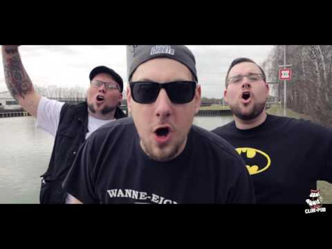 HARTE WORTE - Punkrock Allianz (Don´t Panic Club Version)