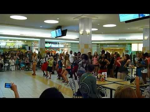 Flash Mob Cherry Vale Mall