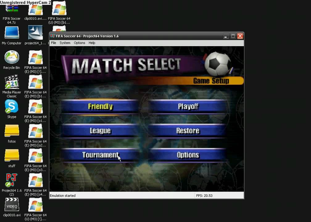 jeux pour emulateur project64