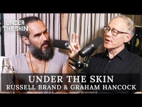 True History Of America with Graham Hancock   Russell Brand