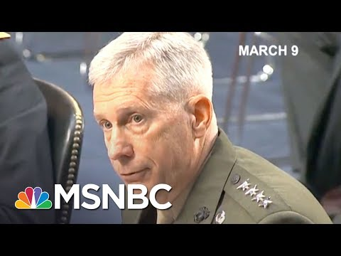 "Chris Fussell: ""Every Day Is Calculated Risk"" For U.S. Troops In Niger 