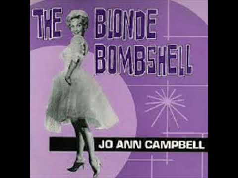I AIN´T GOT NO STEADY DATE     JO ANN CAMPBELL  Gone   1959