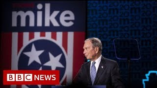 Mike Bloomberg campaign pays influencers for memes - BBC News
