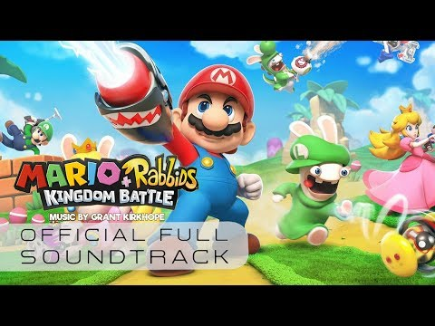"Grant Kirkhope - Ziggies! (From ""Mario + Rabbids Kingdom Battle"" OST)"