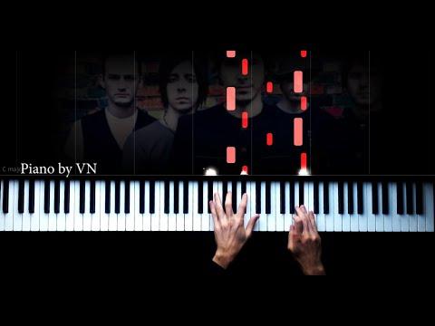 maNga - Dursun Zaman - Hard - Piano Tutorial by VN