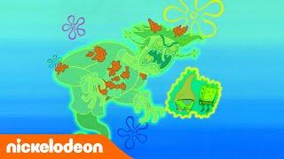 Губка Боб Золотые моменты: Борода Летучего Голландца | Nickelodeon Россия