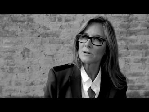 Fast Company's Innovation By Design - Burberry CEO Angela Ahrendts