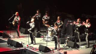 "Mariachi El Bronx - ""48 Roses"" and ""Litigation"" (Live in San Diego 10-17-11)"