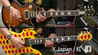 X Japan  紅(kurenai)cover by Mashu