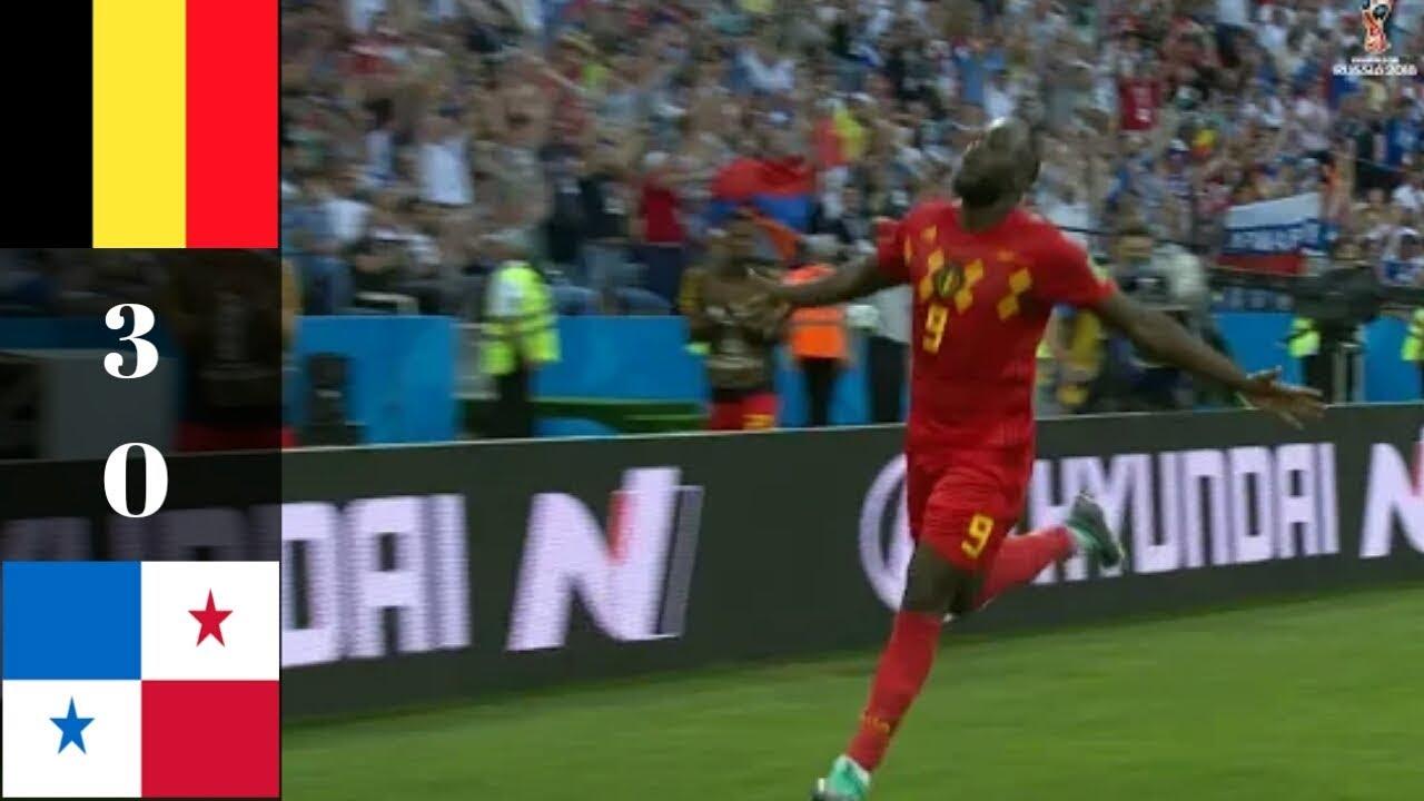 Download Belgium vs Panama (3-0) All goals and Highlights 2018