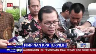 Jokowi Akan Lantik 5 Pimpinan KPK