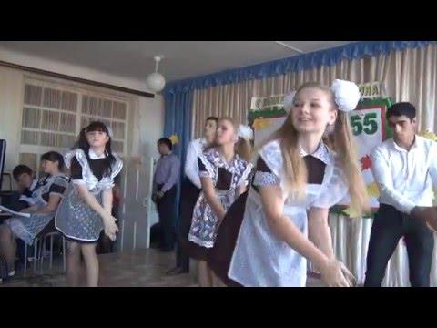 55-лет СОШ№31 им.А.П.Маресьева г.Петров Вал