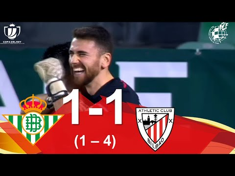 Betis Ath. Bilbao Goals And Highlights