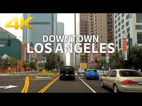 [full-version]-driving-downtown-los-angeles-(september-11,-2020),-california,-usa,-4k-uhd