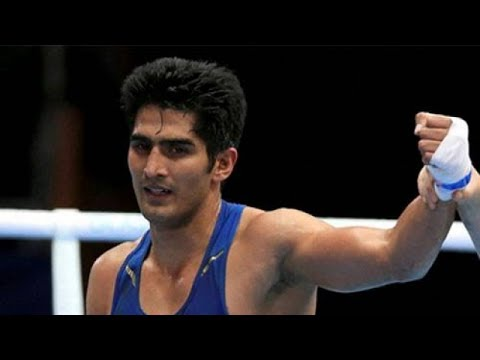 Vijender Vies for 'King of Asia' Crown (WION Sports)
