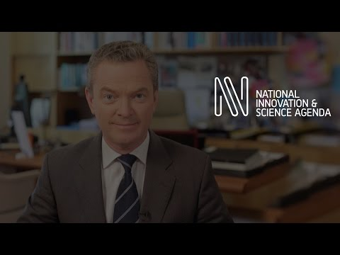 Industry, Innovation and Science Minister Christopher Pyne: National Innovation and Science Agenda