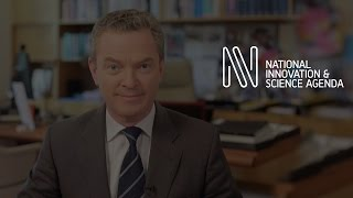 industry innovation and science minister christopher pyne national innovation and science agenda