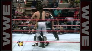Aguila vs. Taka Michinoku: Light Heavyweight Title Tournament Semifinals - Raw, Dec. 1, 1997