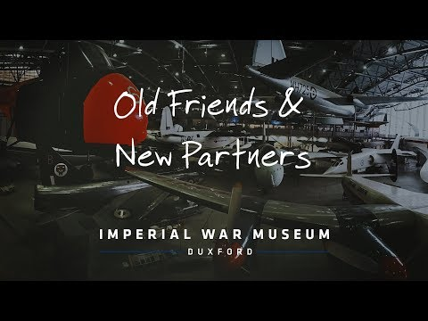 Knox Roadshow #4 - Old Friends & New Partners - Imperial War Museum