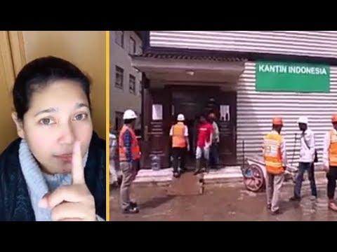 Tante Jepang Jabarkan Fakta Sebenarnya Di Balik Isu Tenaga Kerja Asing Yang Dilontarkan Kubu 02
