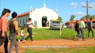 Mãe de Gusttavo Lima falece dias após o casamento do cantor