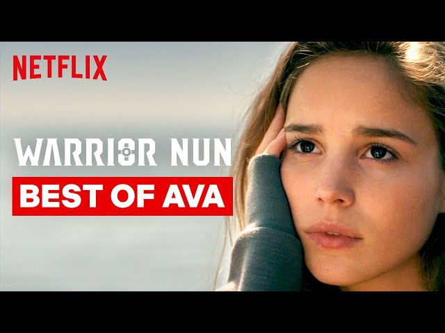 Best of Ava | Warrior Nun | Netflix