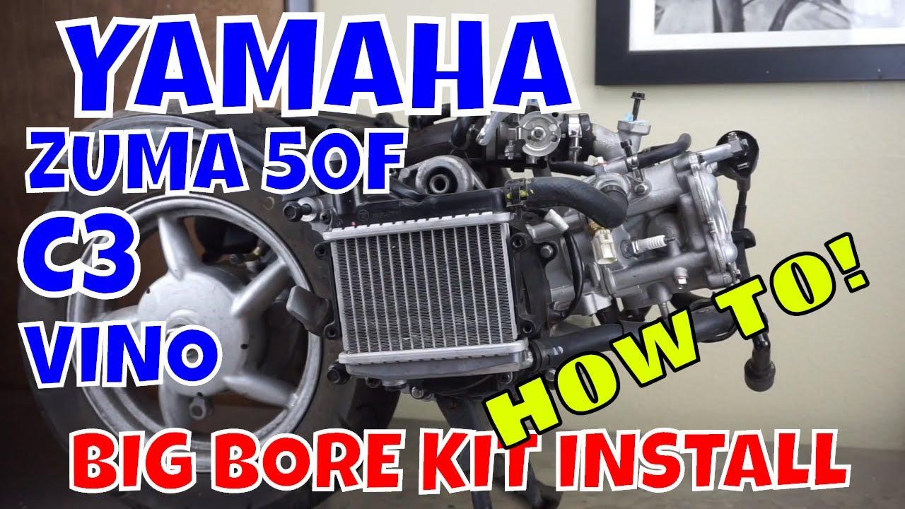 Yamaha Zuma Youtube