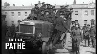 Evacuation Of Ireland (1922)