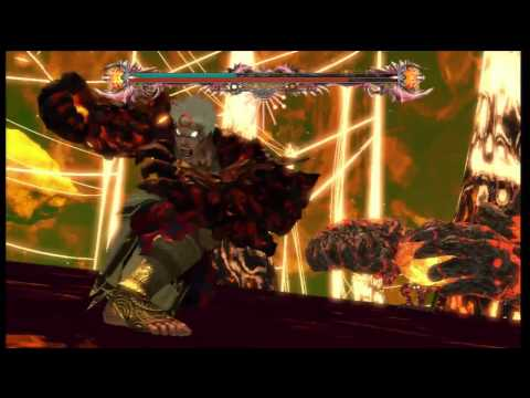 [Asura's Wrath] Final Boss Vlitra Core - Episode 18 [Boss Fight]