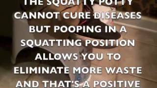 WHICH SQUATTY POTTY IS RIGHT FOR YOU - YOU DECIDE