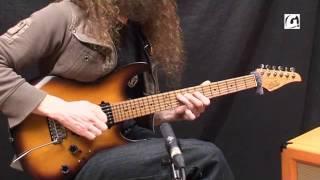 Guthrie Govan - Suhr Demo 2011