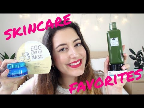 CURRENT SKINCARE FAVORITES | DRY SKIN & ANTI-AGING | By Elea
