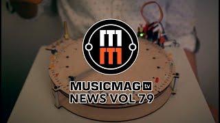 Musicmag TV News Выпуск 79: Робот-колонка, мобильное приложение Odessa, Korg Gadget и др.