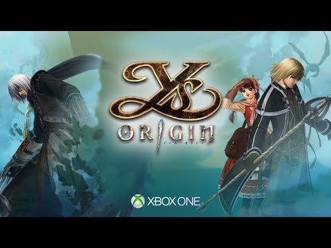 Ys Origin -  Xbox One Release Date Announcement Trailer