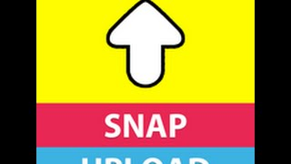 UPLOAD TO SNAPCHAT FROM CAMERA ROLL(SNAP UPLOAD)