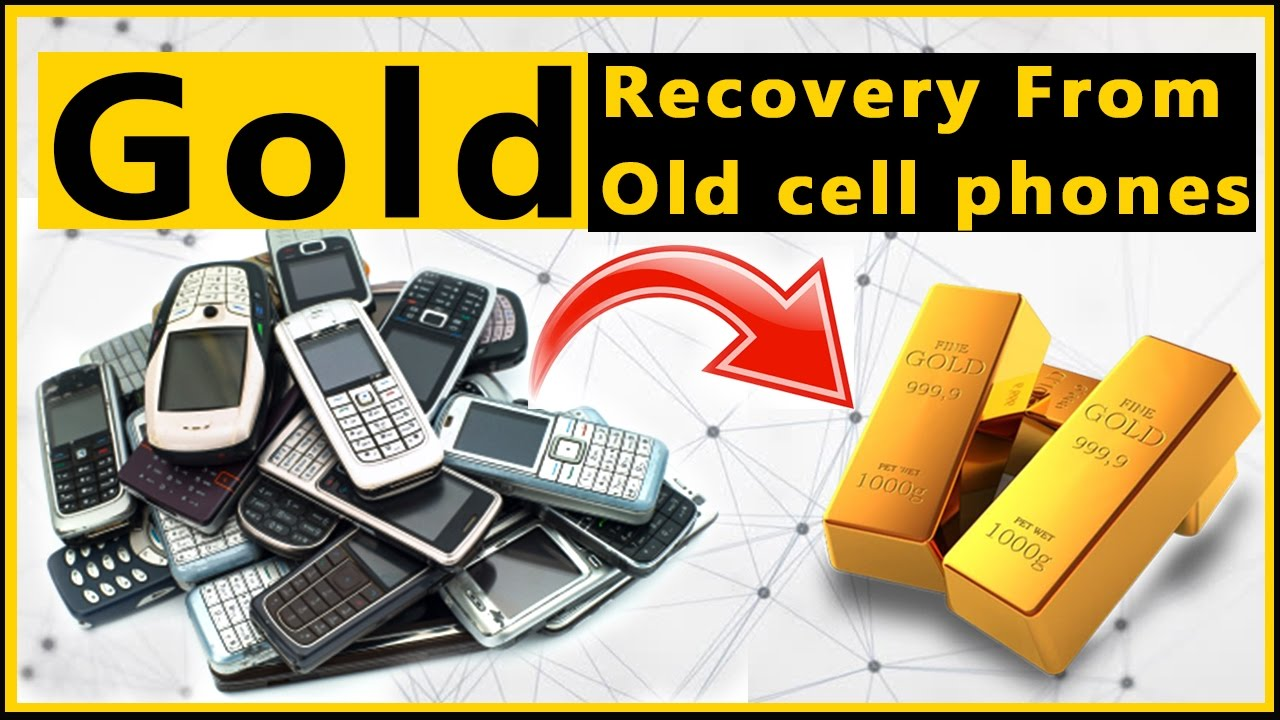 Gold Recovery From Cell Phonecell Phone Recycling How To Electronics Scrap Pictures Zimbio Recover