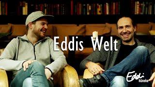 Stress und Aufregung - Eddi Hüneke im Gespräch mit Tobi Hebbelmann | EDDIS WELT
