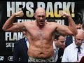 watch he video of WHOSE SHOULD BE NEXT FOR TYSON FURY? UFC & MENTAL HEALTH TALK
