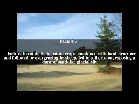 Desert of Maine Top # 5 Facts