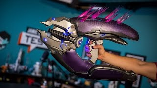 Show and Tell: Halo 5 Needler Full-Size Replica!