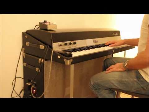 Fender Rhodes Suitcase 1971