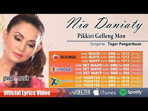 Nia Daniaty - Pikkiri Gelleng Mon (Official Lyric Video)
